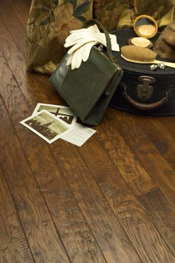 Luxury Vinyl Planks in Akron, OH