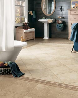 Waterproof Flooring in Akron, OH