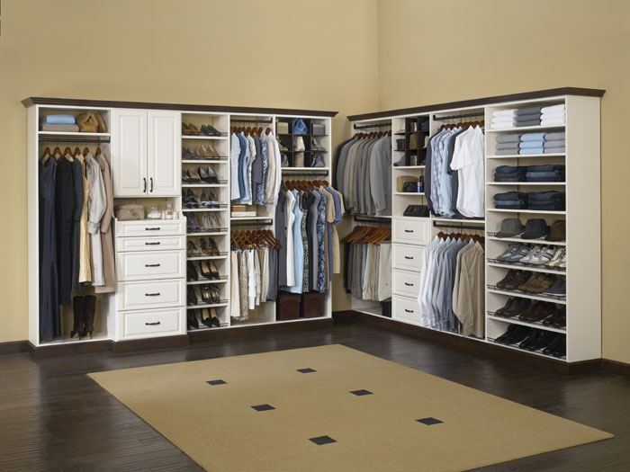 Closet Storage Systems in Akron OH
